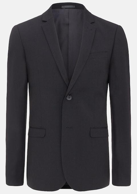 Black Diamond Skinny Suit Jacket