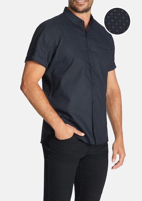 Ink Dawson Print Shirt