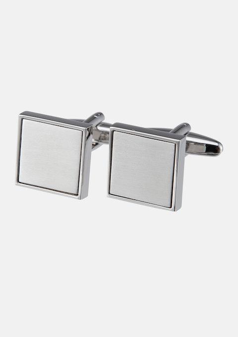Silver Cuff Link