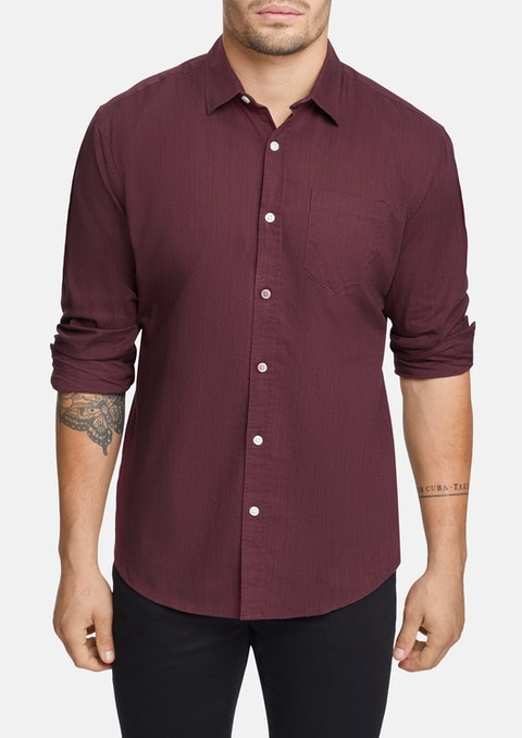 Berry Sniders Casual Shirt