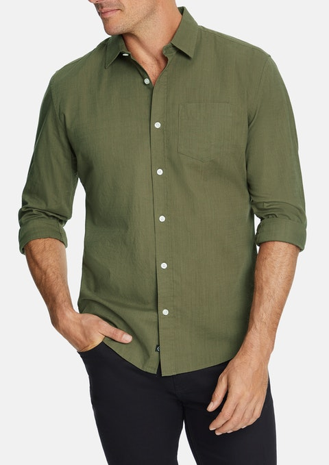 Military Sniders Casual Shirt