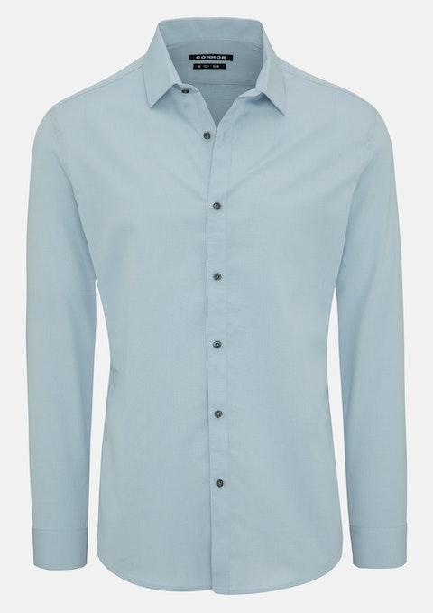 Light Blue Harch Slim Dress Shirt