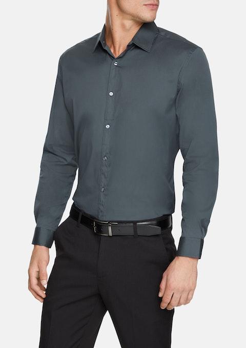 Olive Cyrus Dress Shirt