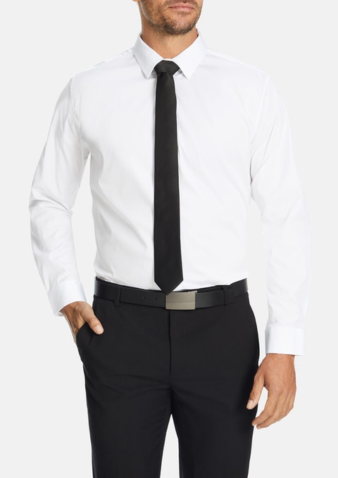 White Cyrus Dress Shirt