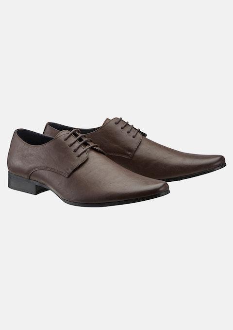 Chocolate Highgate Lace Up Shoe