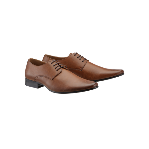 Tan Highgate Lace Up Shoe by Connor