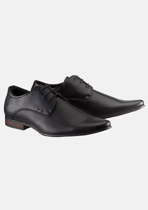 Black Ramsey Shoe