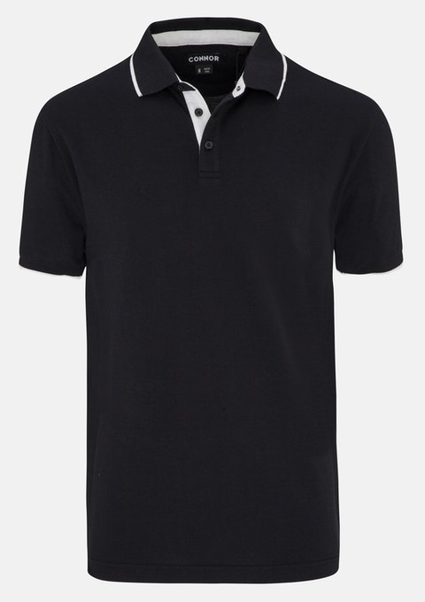 Black Forestry Polo