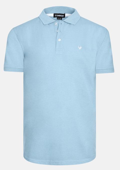 Light Blue Beep Polo