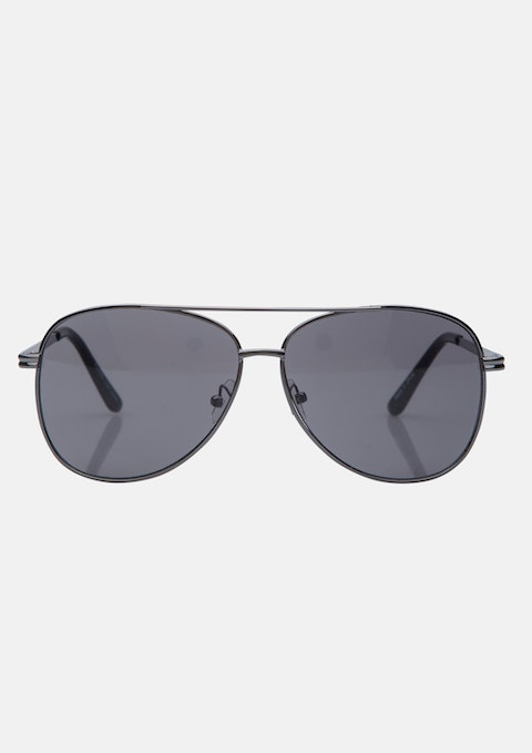 Gunmetal Sparman Sunglasses
