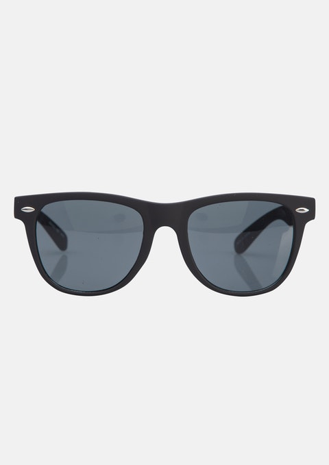 Black Moore Sunglasses