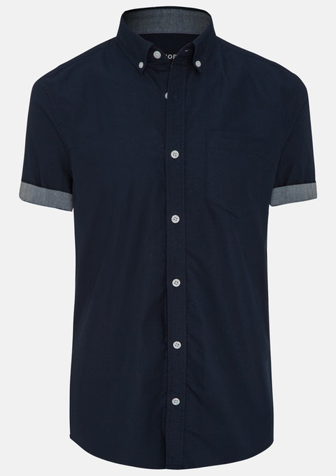 Navy Dirk Shirt