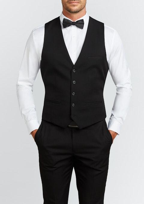 Black Diamond Stretch Waistcoat