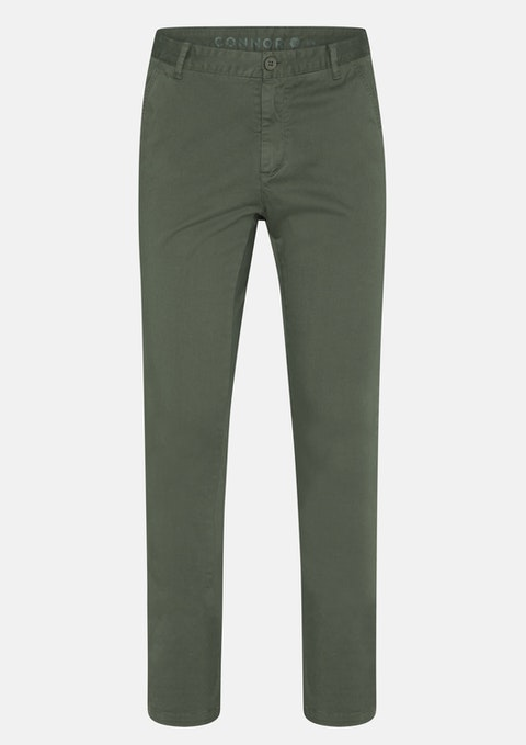 Military Platinum Slim Stretch Chino