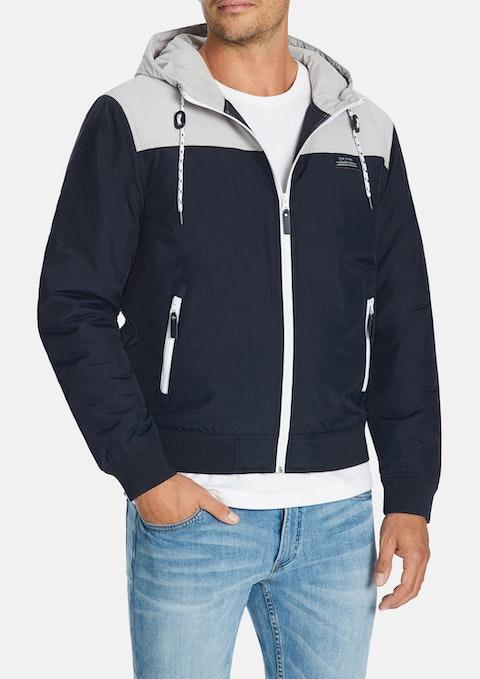 Navy Freddy Jacket