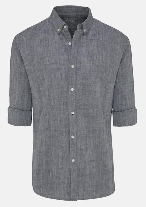 Grey Kadir Casual Shirt