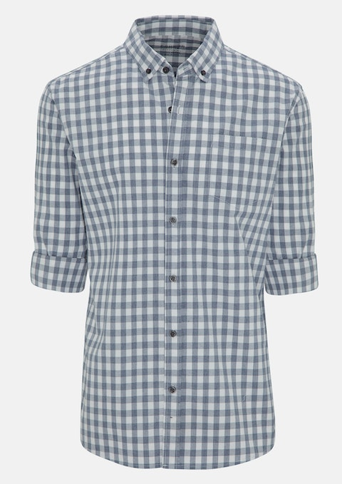 Grey Andrew Casual Shirt