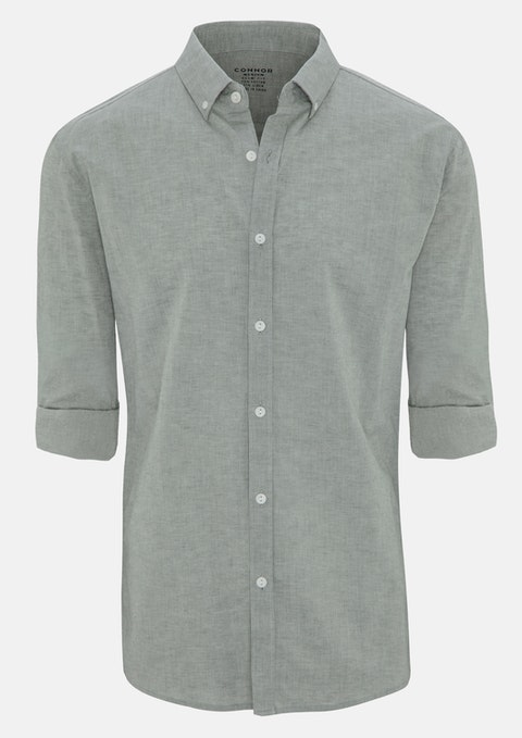 Sage Lonan Slim Casual Shirt