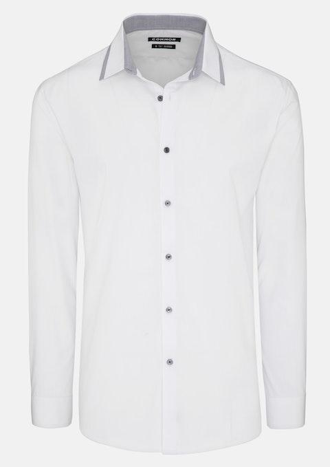 White Jacob Dress Shirt