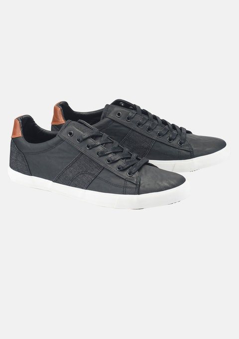 Black Herman Shoe