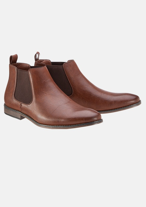 Brown Espin Boot