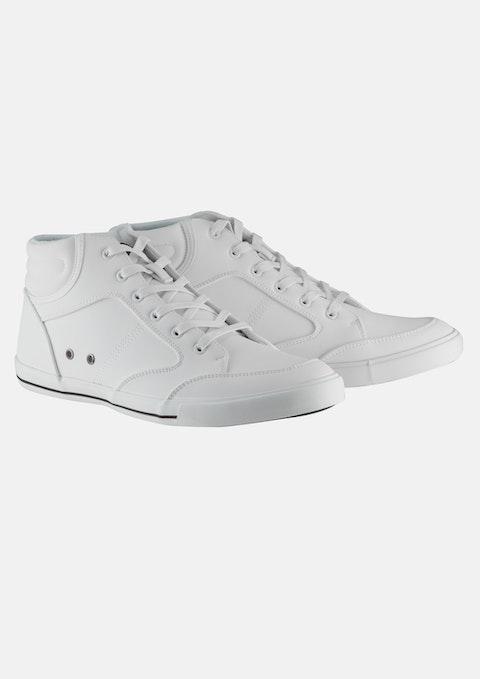 White Benjy Boot