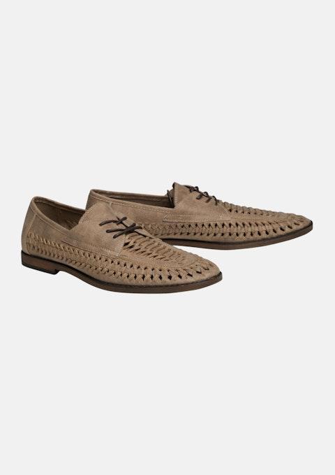 Taupe Cruise Shoe