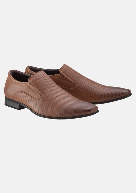 Tan Baker Shoe