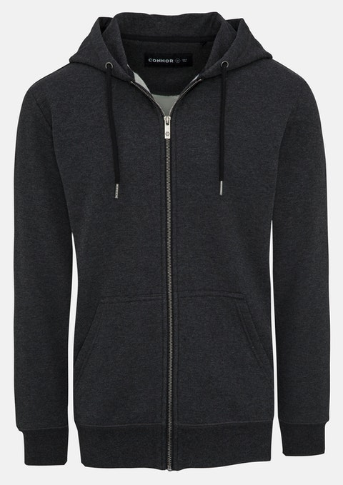 Charcoal Asher Hoodie