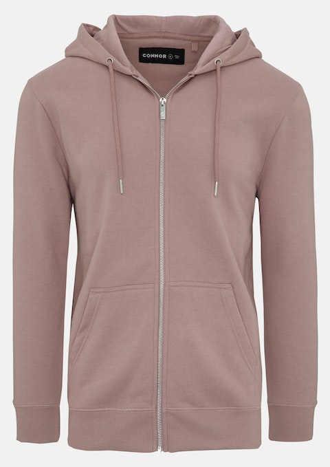 Dusty Pink Asher Hoodie