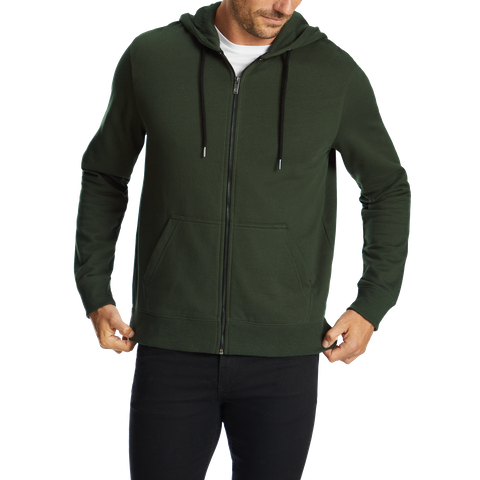 Military Asher Hoodie by Connor
