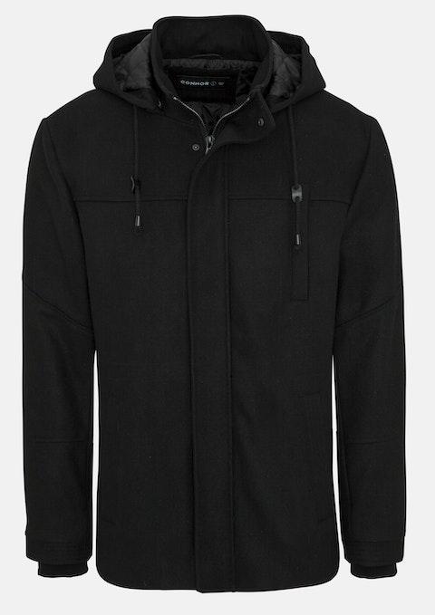 Black Madden Jacket