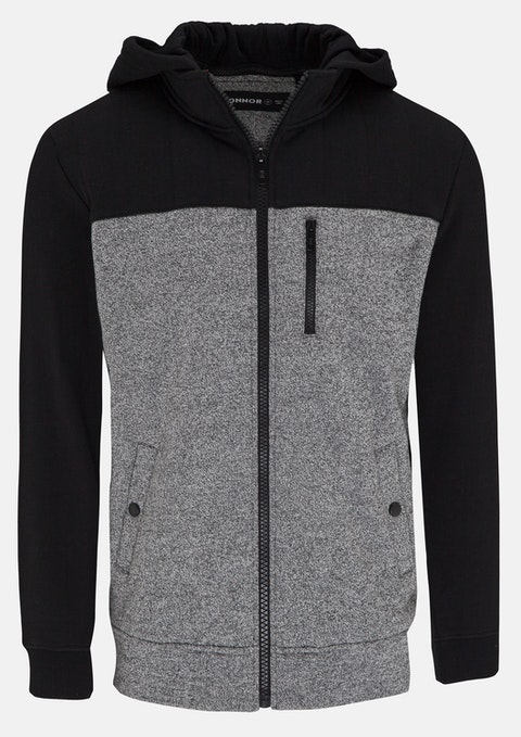 Ash Crombie Sweat Jacket