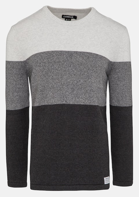 Grey Berrima Knit