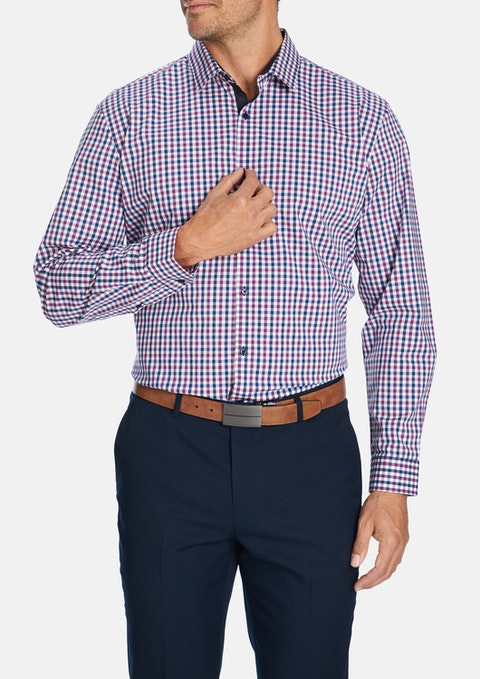 Grape Bladen Stretch Shirt