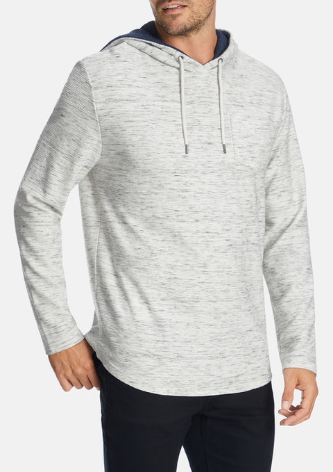 Oatmeal Canada Long Top
