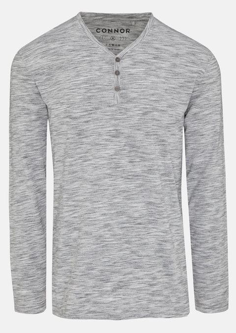 Silver Abner Long Top