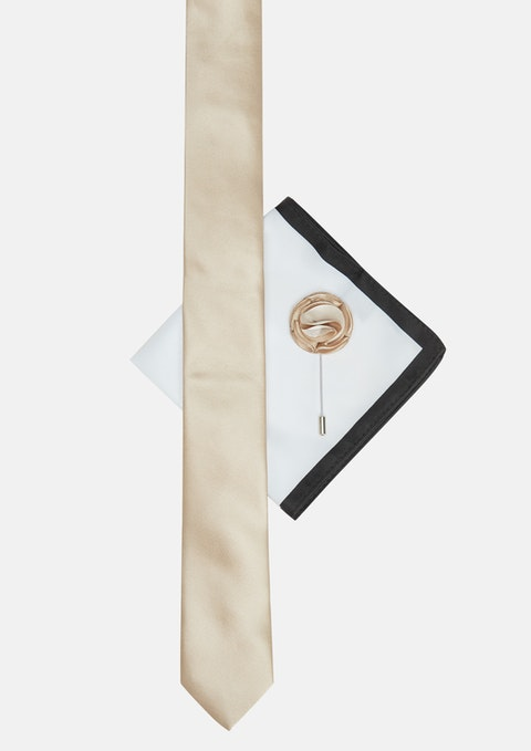 Champagne Tie Multipack