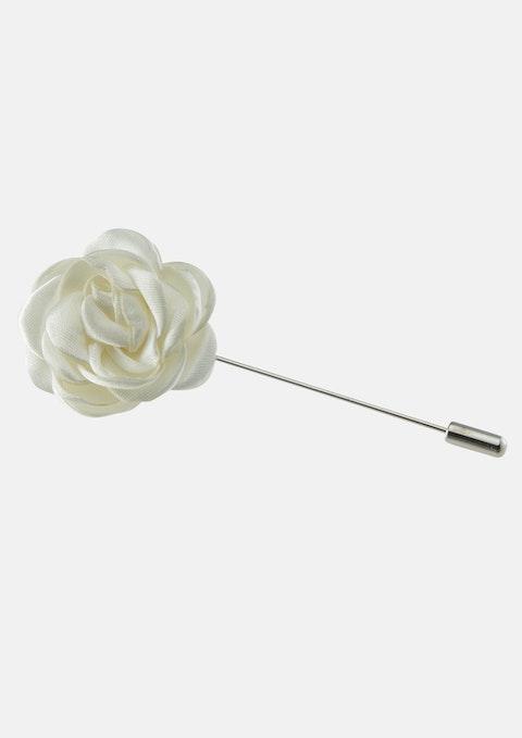 Ivory Lapel Pin