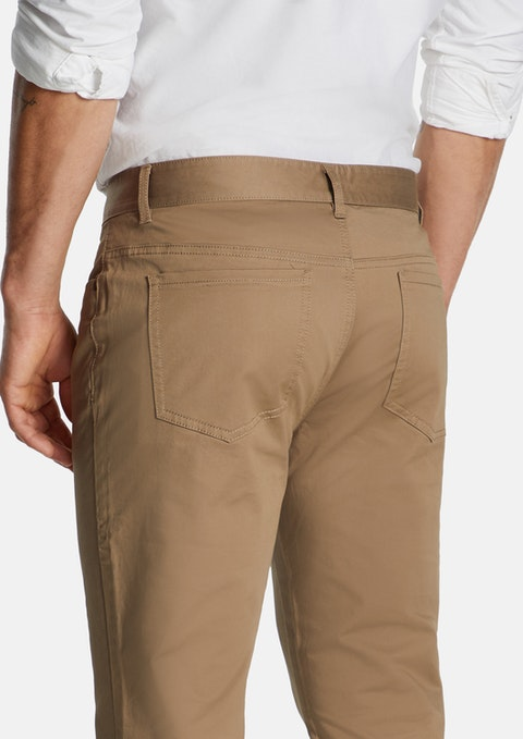 Stone Milton Stretch Slim Pant