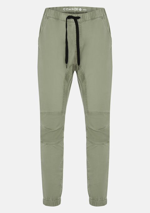 27a4e5fb Sage Jordan Cuffed Stretch Chino by Connor | Shop our Men's Pants