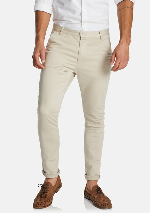 Sand Pattinson Stretch Skinny Chino
