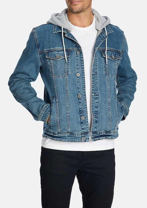 Denim Karter Denim Jacket