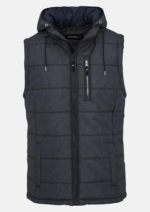 Steel Kade Puffer Vest