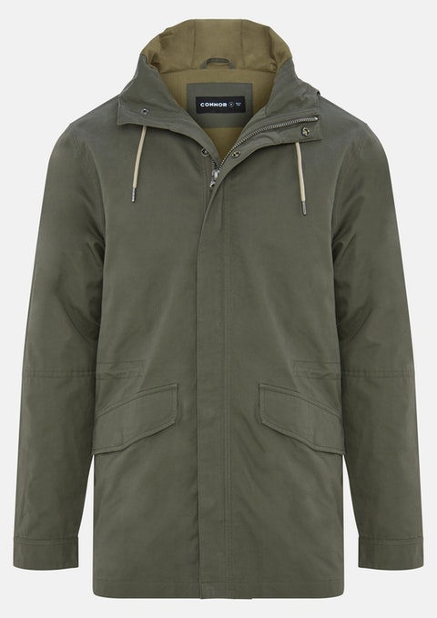 Military Derry Anorak