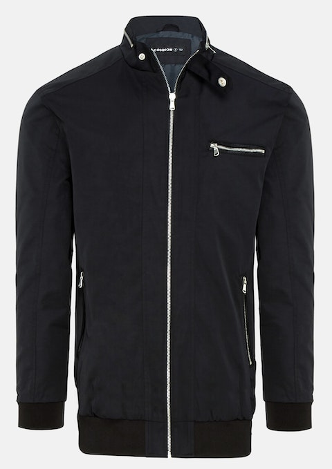 Black Duggan Jacket