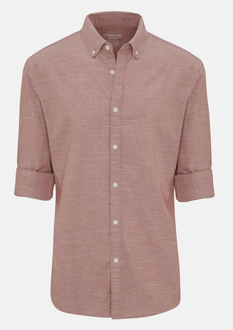 Dusty Pink Ferry Casual Shirt