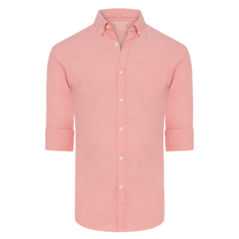 Coral Chapman Lite Slim Shirt by Connor