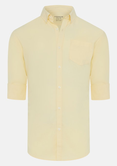 Yellow Chapman Lite Slim Shirt