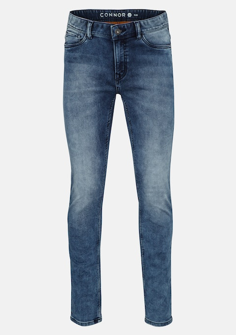 Blue Giotto Slim Jean